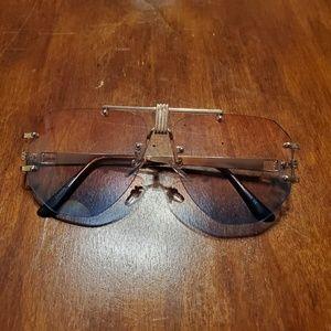 Fun fashion gradient sunglasses